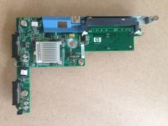 Board backplane for bl460c and HP E200i