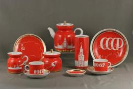 Buy expensive porcelain, USSR