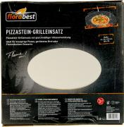Ceramic insert for cooking pizza Florabest (M9-66