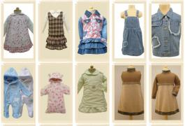 Children's clothing from a manufacturer from Poland