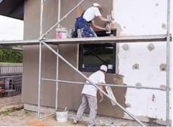Facade plasterer to Poland to work legally