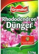 Fertilizer for rhododendrons Grandiol M7-990068 2.5 kg (200100053