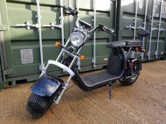 Harley-Davidson Fat Boy For Sale Electric scooter citycoco 3000W motor 20ah battery