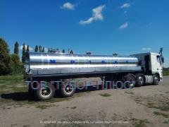 Manufacturer of tank trucks, milk trucks, water carriers, fish truck