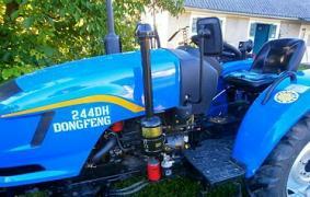 Продам мини трактор Донг Фенг 244