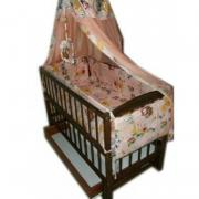 Promotion! The best set to sleep! Cot pendulum, mattress coconut