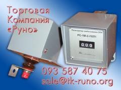 Регистраторы срабатывания РС-1М-2УХЛ1 от ТК Руно