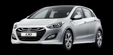 Rent a car Hyundai I30 from $13 per day