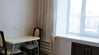 Rent a view 2-room apartment in the center of Kiev