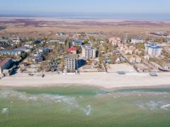 Sell the recreation center on the Azov sea in the village. For Kyrylivka