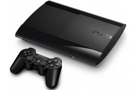 Sony PS3 12GB M Chassis RUS Black