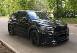 Tuning External CLR Lumma tuning for BMW X5 in Kyiv