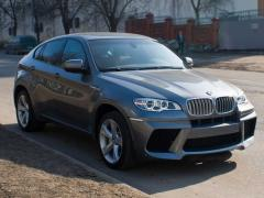 Tuning External Lumma SUV for BMW X6 E71