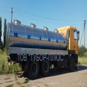 Тюнінг Двигун Виготовлення рыбовозов, молоковозів, водовозов та інших автоцист