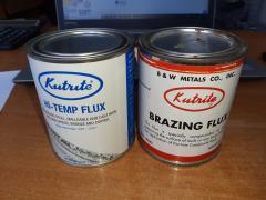 Универсальный флюс «Kutrite» Brazing Flux (США) для пайк
