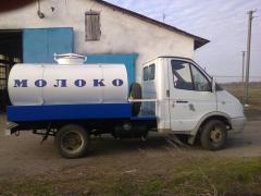 Виготовлення рибовозів, водовозів, молоковозів