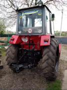 YuMZ tractor in good condition